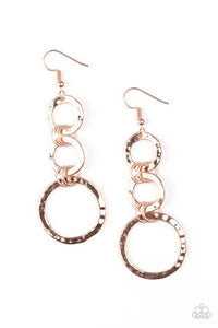 Paparazzi Accessories ~ Radical Revolution - Copper