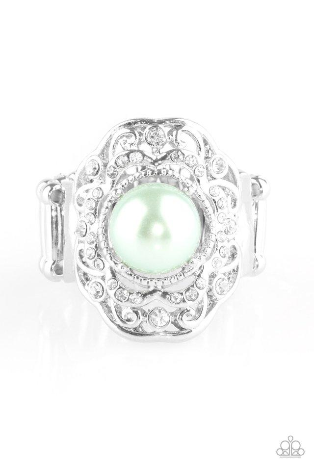 Paparazzi Accessories ~ Pearl Princess - Green