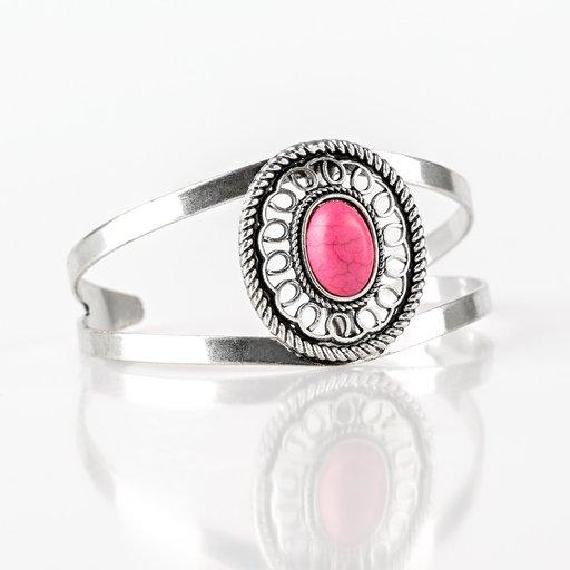 Paparazzi Accessories ~ Deep In The TUMBLEWEEDS - Pink