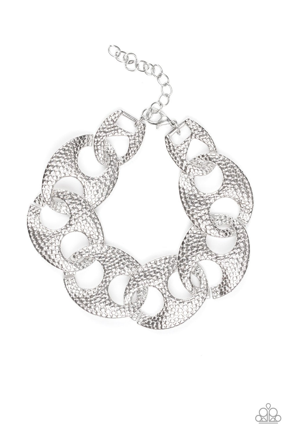 Paparazzi Accessories ~ Casual Connoisseur - Silver