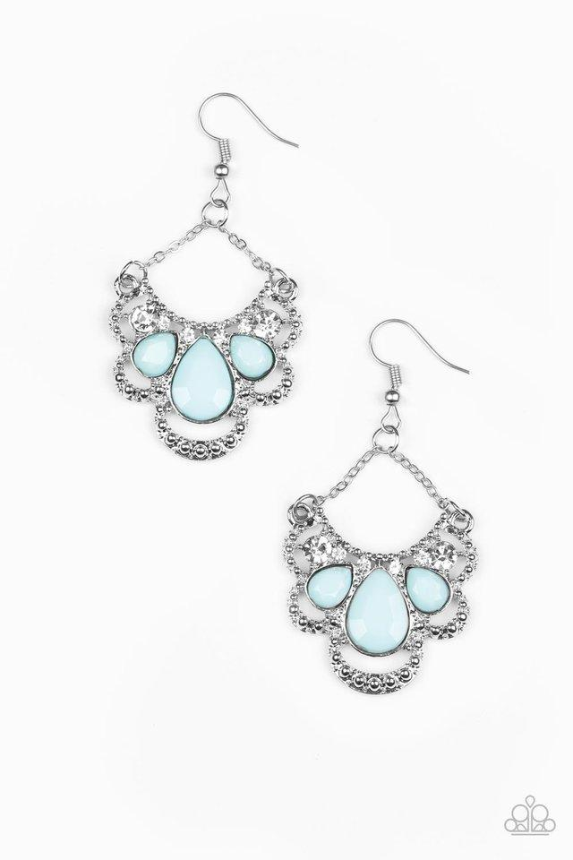 Paparazzi Accessories ~ Caribbean Royalty - Blue