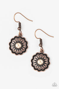 Paparazzi Accessories ~ Badlands Buttercup - Copper