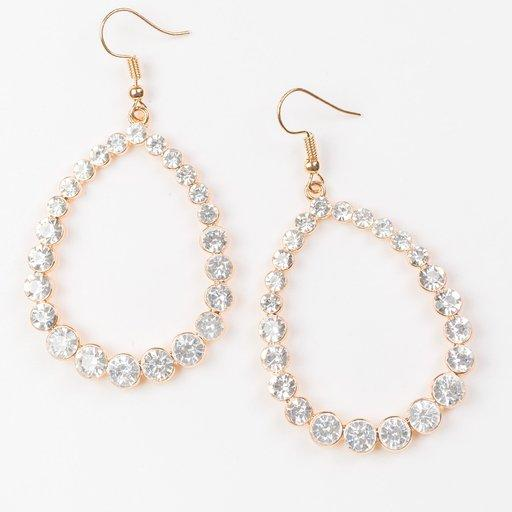 Paparazzi Accessories ~ Rise and Sparkle! - Gold