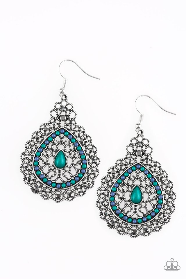 Paparazzi Earring ~ Carnival Courtesan - Multi