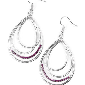 Paparazzi Accessories ~ Start Each Day With Sparkle - Purple
