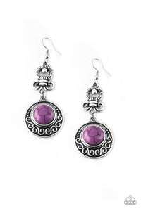 Paparazzi Accessories ~ Southern Serenity - Purple