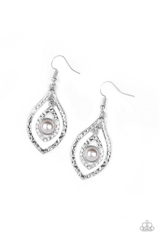 Paparazzi Accessories ~ Breaking Glass Ceilings - Silver