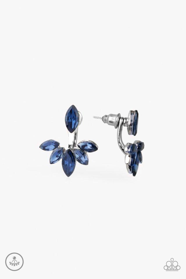 Paparazzi Accessories ~ Radical Refinement - Blue