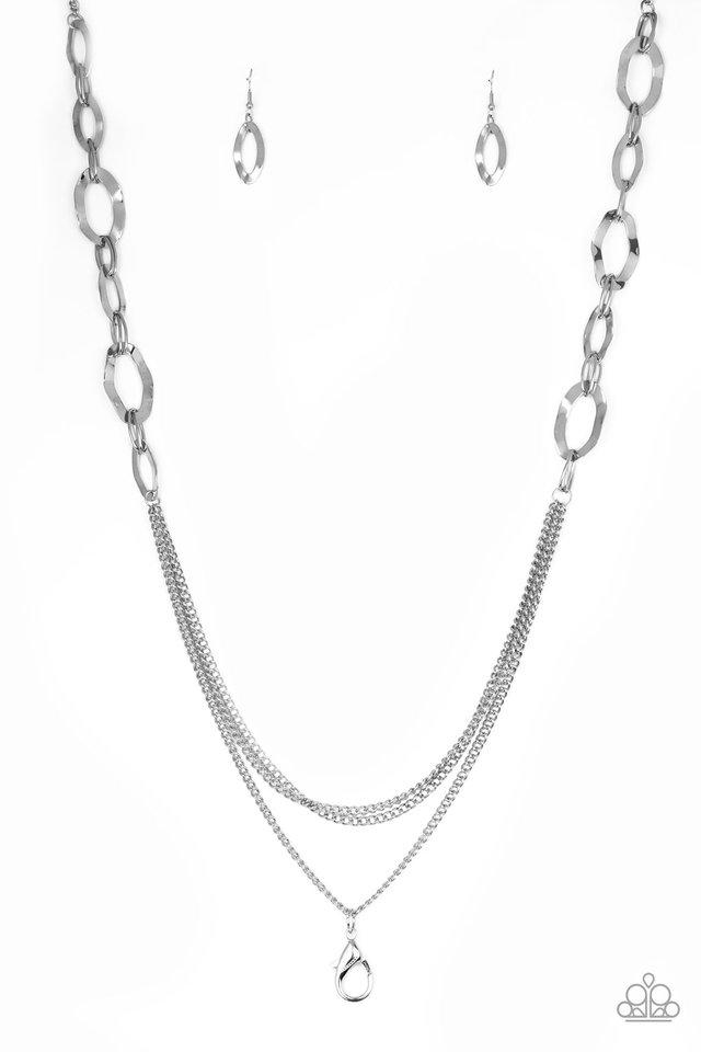 Paparazzi Accessories ~ Street Beat - Silver