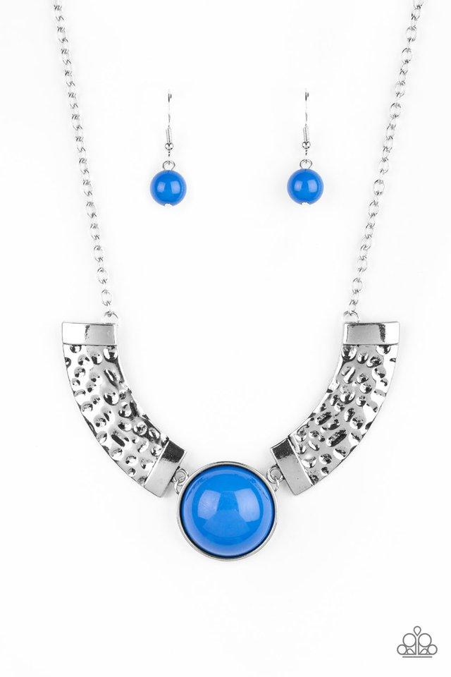 Paparazzi Accessories ~ Egyptian Spell -Blue
