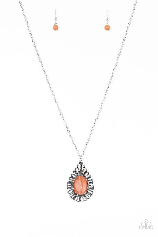 Paparazzi Accessories ~ Total Tranquility - Orange