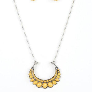 Paparazzi Accessories ~ Count To ZEN - Yellow