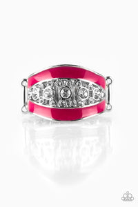 Paparazzi Accessories ~ Trending Treasure - Pink