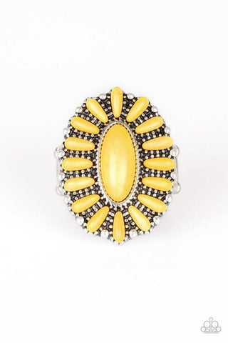 Yellow Paparazzi Jewelry