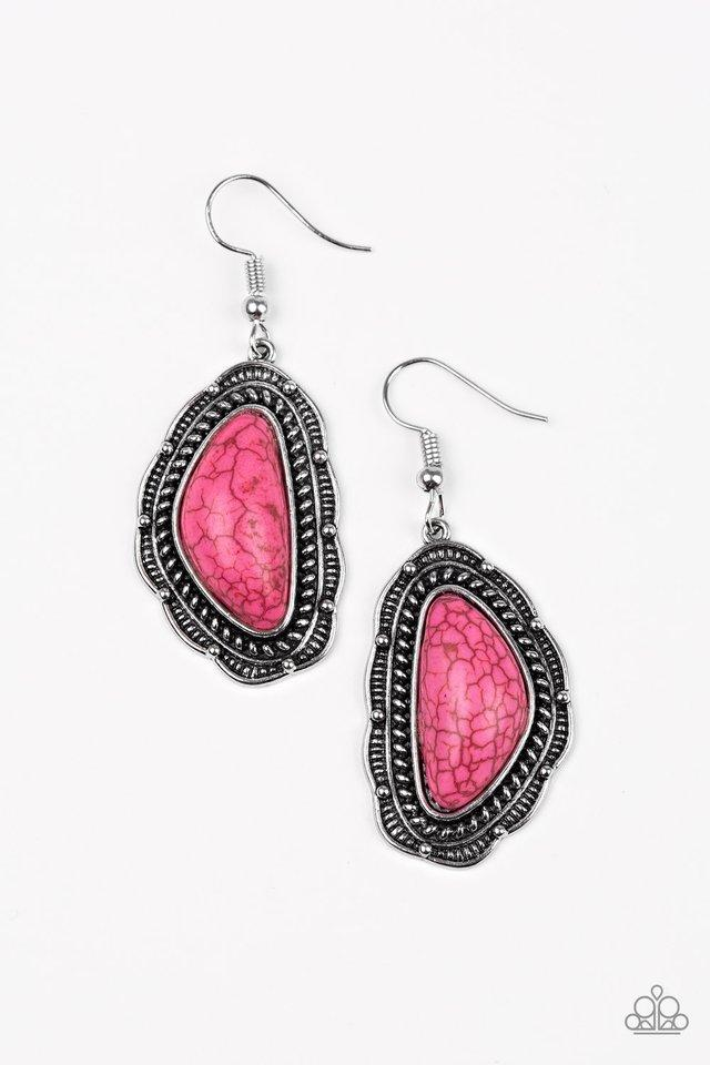 Paparazzi Accessories ~ Santa Fe Soul - Pink