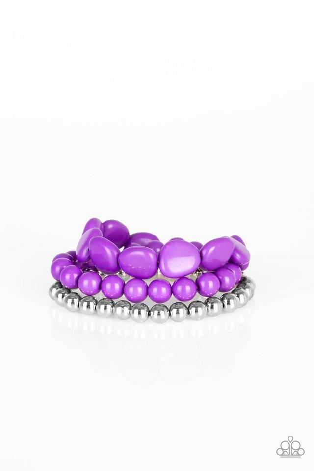 Paparazzi Accessories ~ Color Venture - Purple