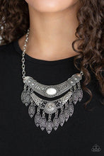 Load image into Gallery viewer, Paparazzi Necklace ~ Island Queen - White