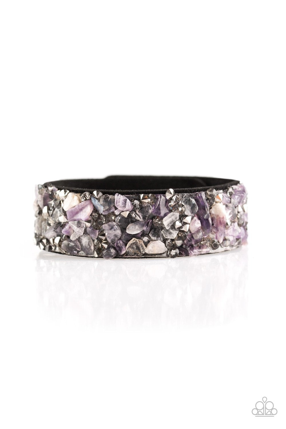 Paparazzi Accessories ~ Totally Crushed It - Purple