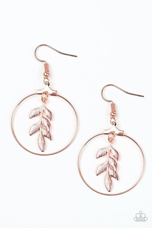 Paparazzi Accessories ~ Branching Into Boho - Copper