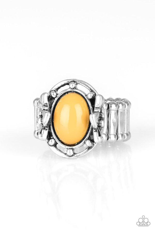 Paparazzi Ring ~ Color Me Confident - Yellow