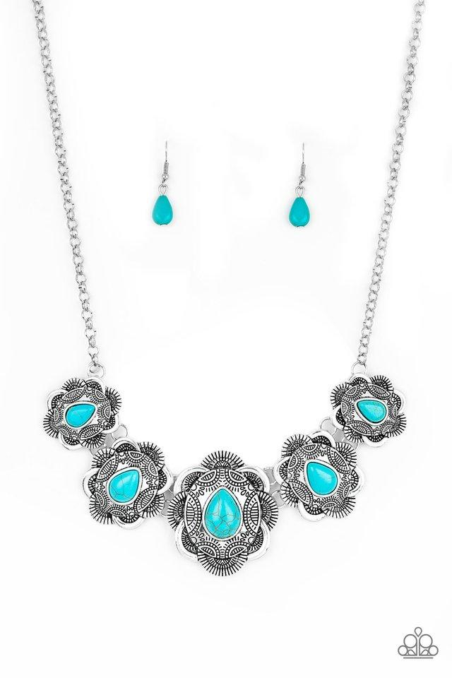 Paparazzi Accessories ~ Too Many Chiefs - Blue