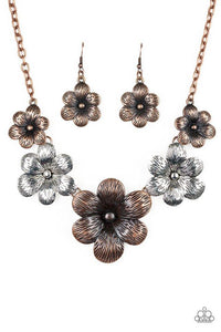Paparazzi Accessories ~ Secret Garden - Multi