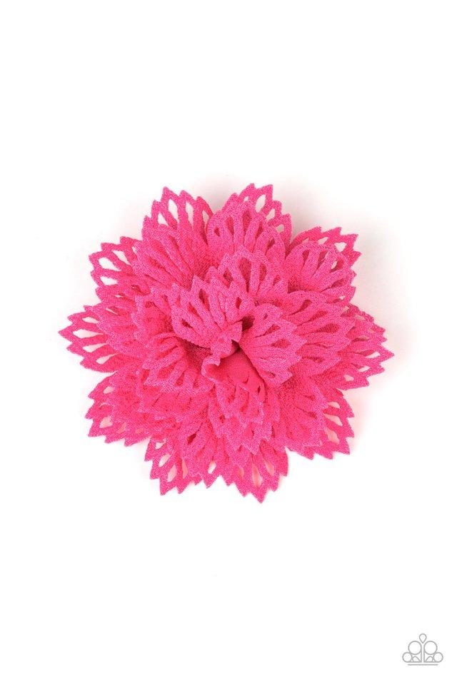 Paparazzi Accessories ~ Floral Flair - Pink