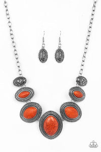 Paparazzi Accessories ~ Sierra Serenity - Orange