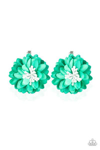 Paparazzi Accessories ~ Tasteful In Tulips - Green