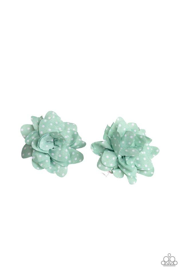 Paparazzi Accessories ~ Perfectly Posy - Green