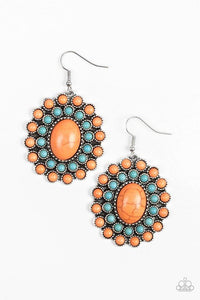Paparazzi Accessories ~ Stone Solstice - Orange