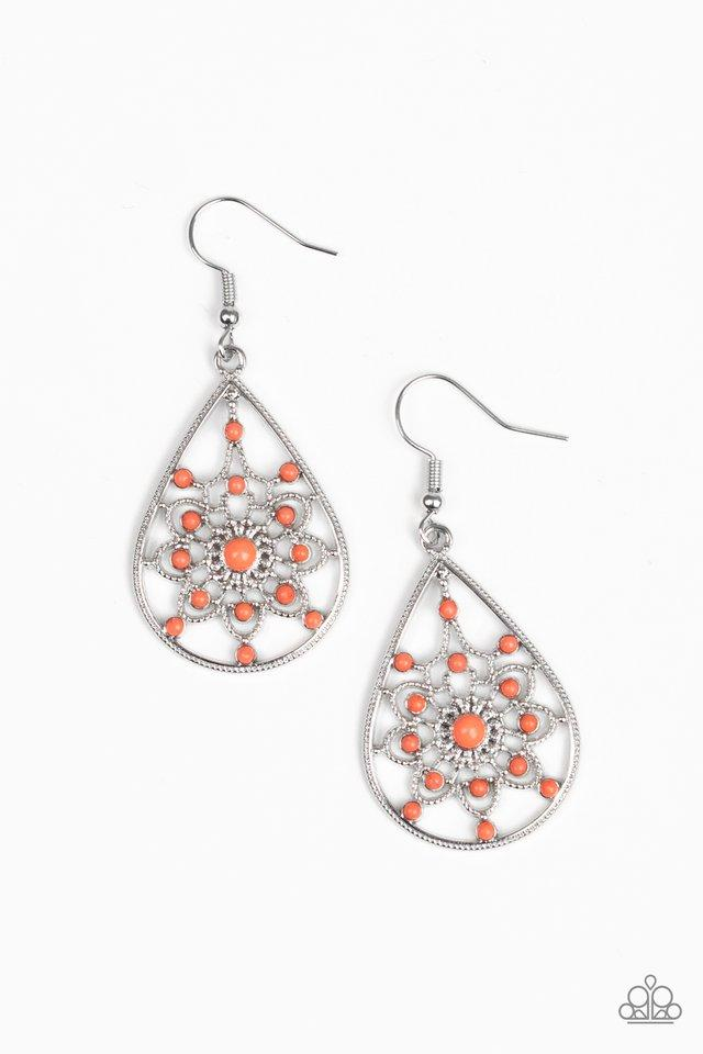 Paparazzi Accessories ~ A Flair For Fabulous - Orange