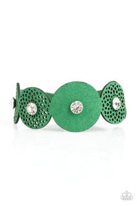 Paparazzi Accessories ~ Poppin Popstar - Green