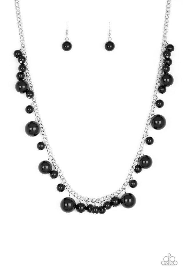 Paparazzi Accessories ~ Theres Always Room At The Top - Black