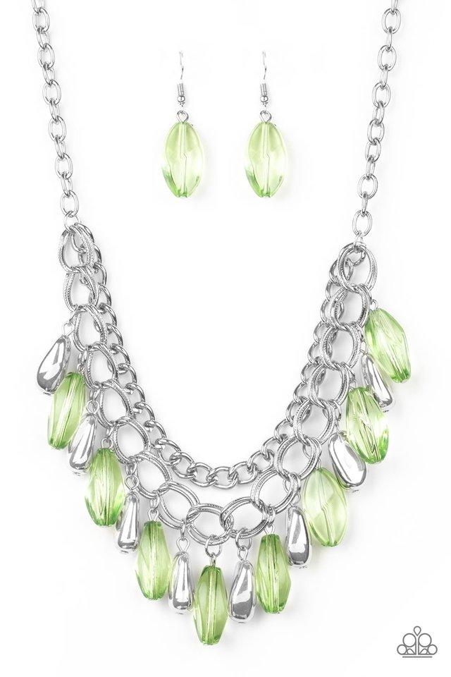 Paparazzi Accessories ~ Spring Daydream - Green