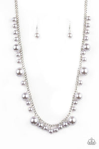 Paparazzi Accessories ~ Theres Always Room At The Top - Silver