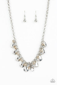 Paparazzi Accessories ~ Stage Stunner - Silver