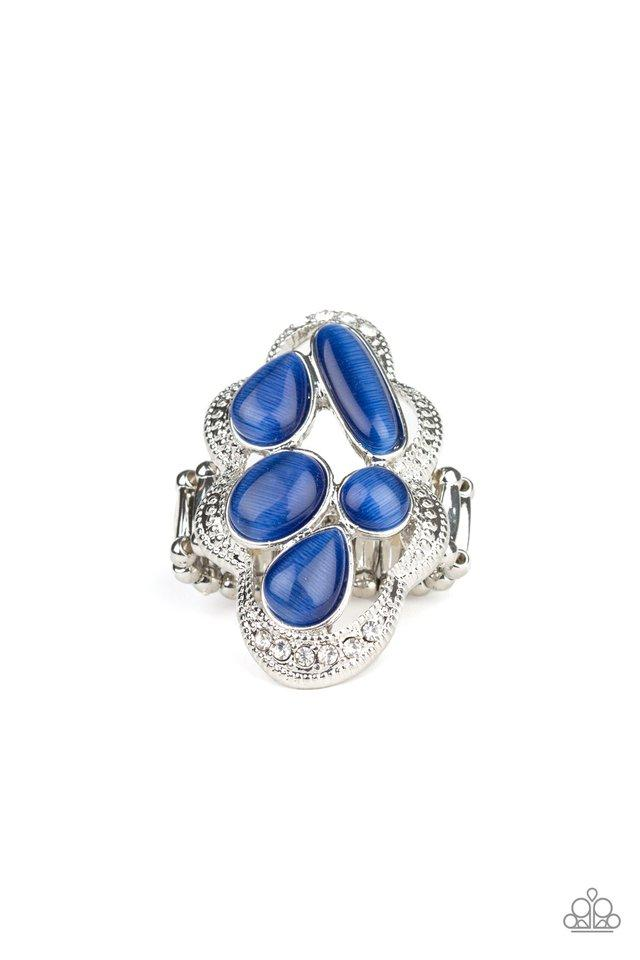 Paparazzi Accessories ~ Cherished Collection - Blue