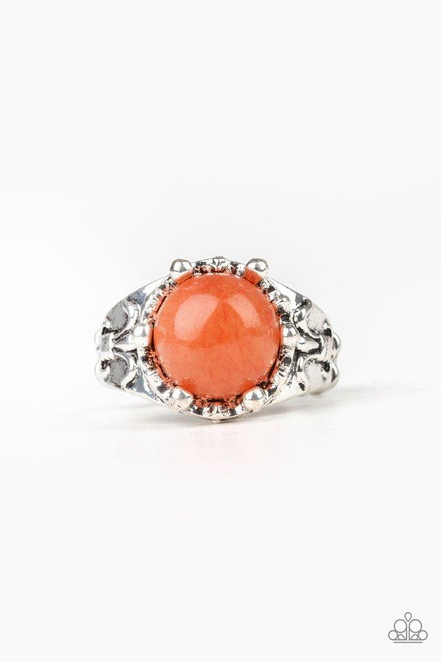 Paparazzi Accessories ~ Mojave Treasure - Orange
