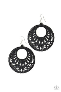 Paparazzi Accessories ~ Coachella Cabana - Black