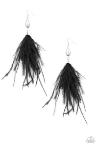 Paparazzi Accessories ~ Showgirl Showcase - Black