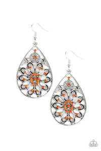 Paparazzi Accessories ~ Flowering Finery - Orange