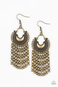 Paparazzi Accessories ~ Catching Dreams - Brass