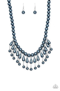 Paparazzi Accessories ~ Miss Majestic - Blue
