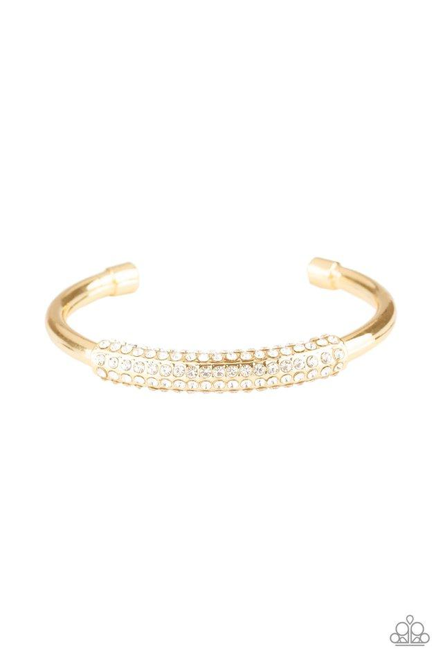 Paparazzi Accessories ~ Day to Day Dazzle - Gold