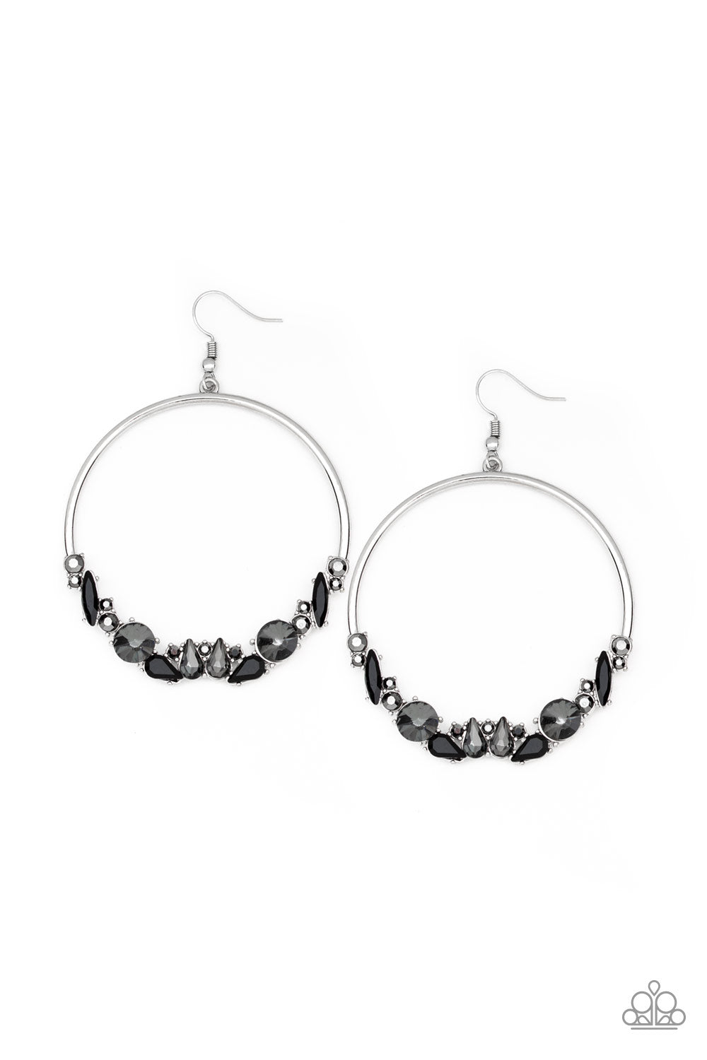 Paparazzi Earring ~ Business Casual - Multi