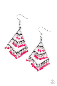 Paparazzi Accessories ~ Kite Race - Pink