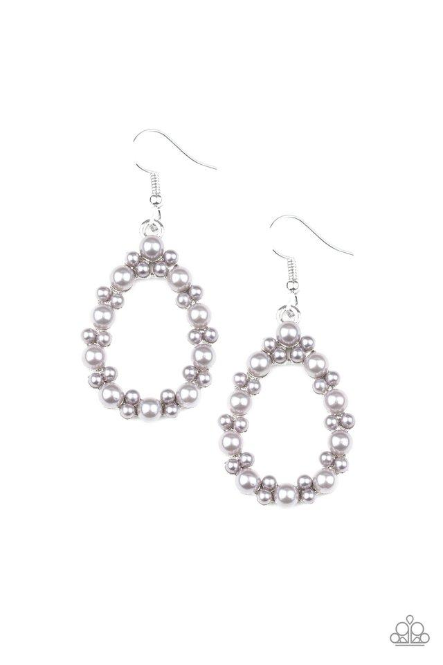 Paparazzi Accessories ~ Pearl Spectacular - Silver