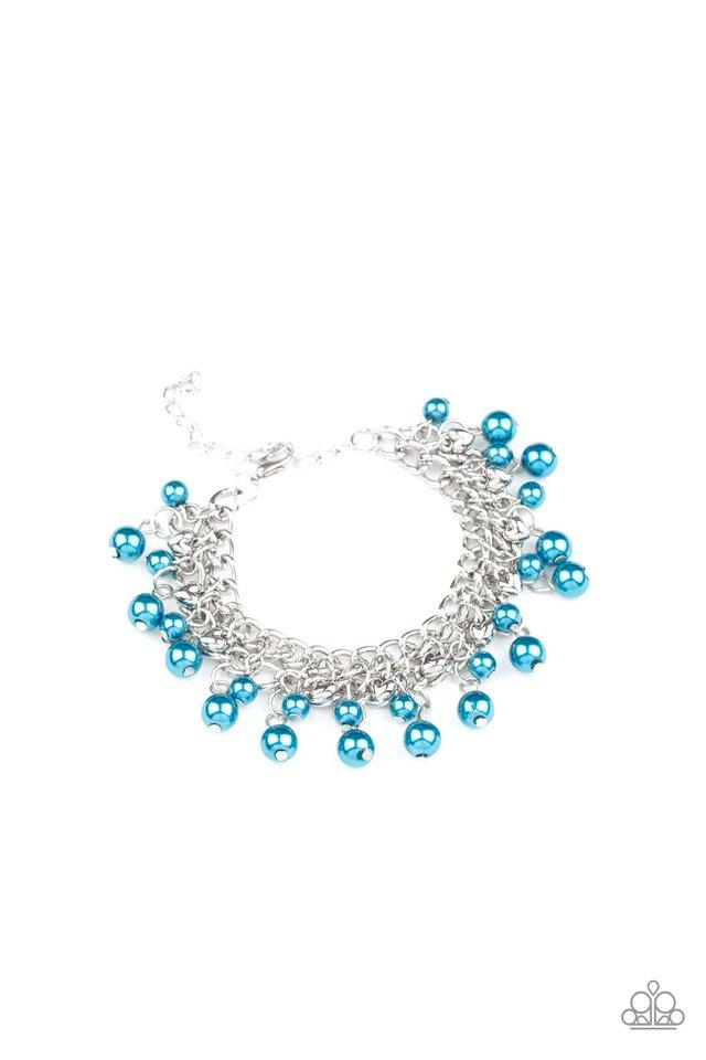 Paparazzi Accessories ~ Duchess Diva - Blue