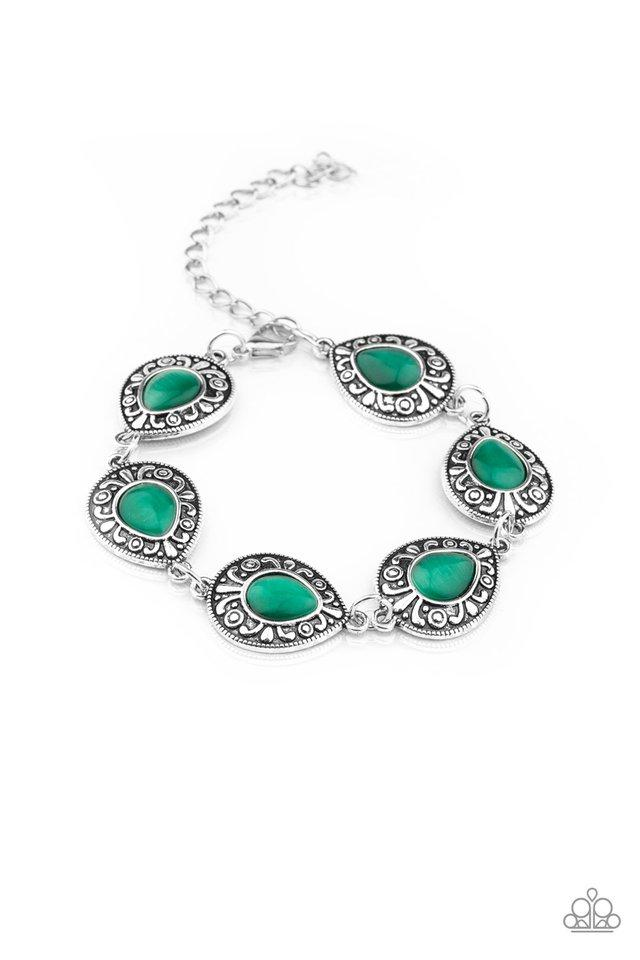 Paparazzi Accessories ~ Enchantingly Ever After - Green